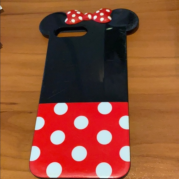 Mimi Mouse phone case for 7 plus 8 plus